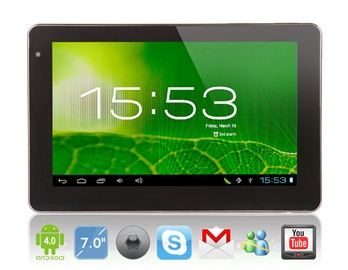 vi10 7″ TFT Capacitive Screen Android 4.0 Tablet Computer